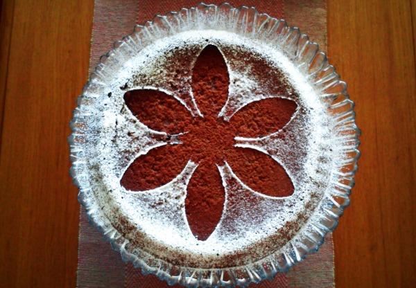 Chocolate Kahlua Cheesecake