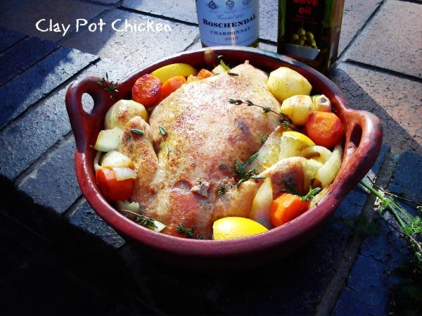 Clay Pot Chicken 2